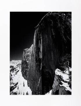 Monolith, the Face of Half Dome, Yosemite National Park, California