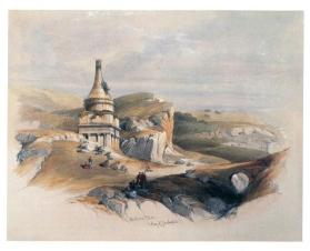 Absalom's Pillar - Valley of Jehoshaphat
