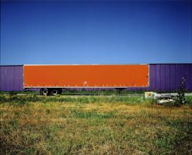 Orange Trailer, Arizona