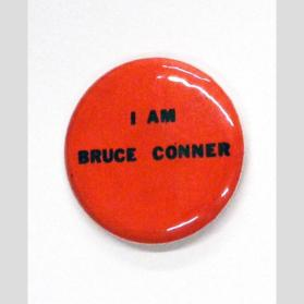 """I AM BRUCE CONNER"" BUTTON"