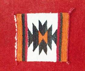 Piece of Weaving