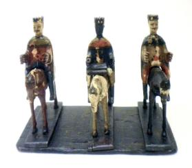 Los tres santos reyes (The Three Holy Kings)