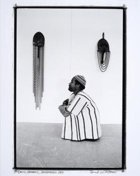 David Hammons, Bakersfield City College