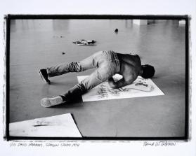 David Hammons, Slauson Studio