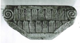 Foliate Column Capital