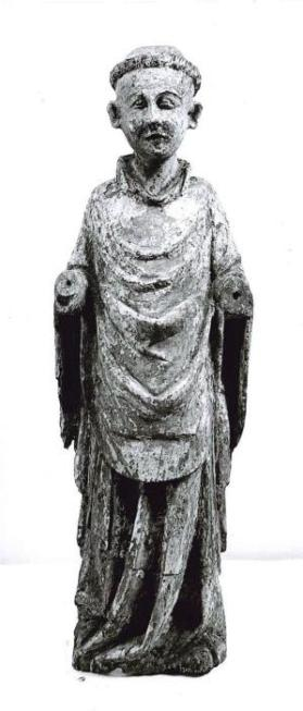 Figure of a Monk