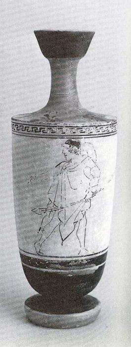 White-ground Lekythos (ATL)
