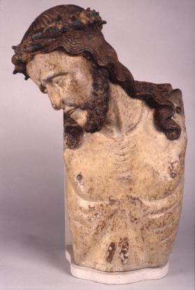 Fragment: Christ from a Crucifix
