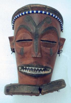 Male Dance Mask (tshihonge)