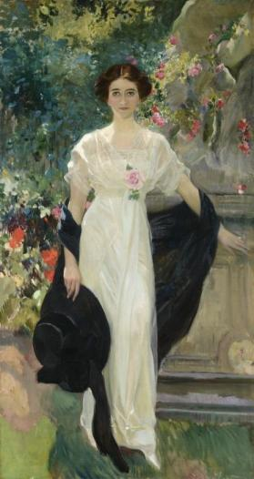 Portrait of Miss Mary Lillian Duke (Mrs. Mary Duke Biddle, 1892-1960)