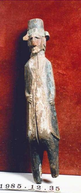 "Carved ""Ferguson Figure"""