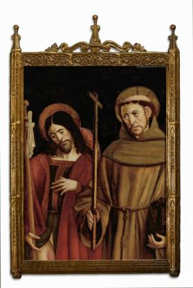 Saints Roche and Francis
