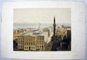 views of Hagia Sophia