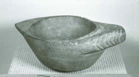 Bowl: Bird Form (Crane)