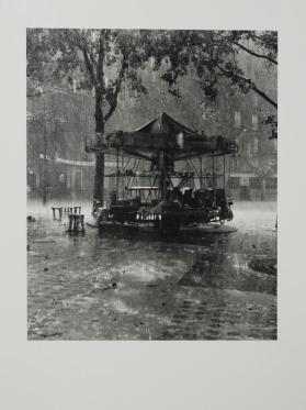 Le Manege de Monsieur Barre from the portfolio Robert Doisneau