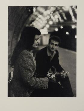 Le Muguet du Metro from the portfolio Robert Doisneau