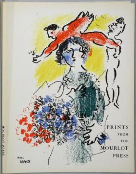 "Cover Image for the Smithsonian Institute Folio ""Prints From the Mourlot Press"""