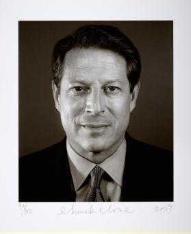 Al Gore from the portfolio America: Now and Here