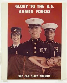Glory to the U.S. Armed Forces