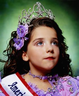 America (Jewel---Joy Stevens, America's Little Yankee Miss) from the portfolio America: Now and Here