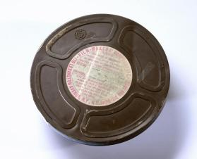 Film canister for REPORT