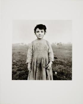 Little Tinker Child, Ireland from the portfolio Alen MacWeeney