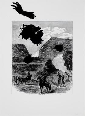 Buzzard's Roost Pass from the portfolio Harper's Pictorial History of the Civil War (Annotated)