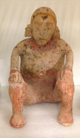 Estero type of Female Figurine
