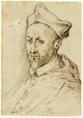 Portrait of the Cardinal de Lorraine