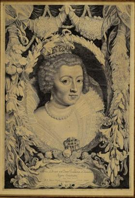 Queen Anne Ludovici XIII