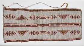"Beaded ""cache-sexe"" or pubic apron"