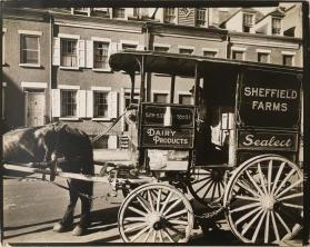 Milk Wagon (Sheffield Farms)