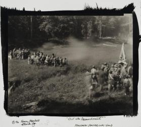 Reenactment, Battle of Brown's Mill, Newnan, GA