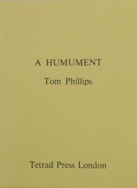 Cover for A Humument