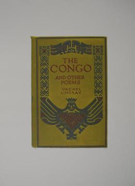 The Congo and Other Poems from the portfolio In Our Time: Covers for a Small Library After the Life for the Most Part