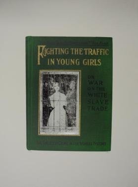 Fighting the Traffic in Young Girls from the portfolio In Our Time: Covers for a Small Library After the Life for the Most Part