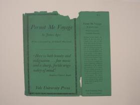 Permit Me Voyage from the portfolio In Our Time: Covers for a Small Library After the Life for the Most Part