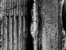 Wall Abstraction, Cremona Cathedral, Lombardy, Italy