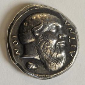 """Copy"" of Aetna, Sicily Sileneus Zeus"