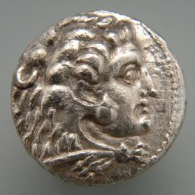 Kings of Macedon, Alexander the Great, Silver Tetradrachm