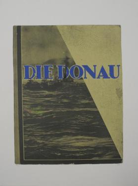 Die Donau from the portfolio In Our Time: Covers for a Small Library After the Life for the Most Part