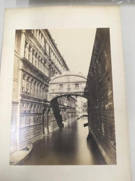 Ponte dei Sospiri (Bridge of Sighs), Venice
