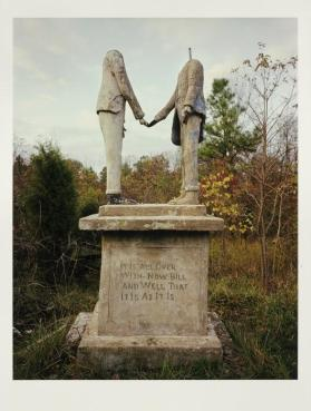 E. T. Wickham Civil War Statue, Palmyra, Tennessee