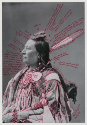 Alaxchiiaahush/Many War Achievements / Plenty Coups from Medicine Crow & The 1880 Crow Peace Delegation
