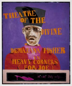 Theatre of the Divine from the portfolio Great Women Artists