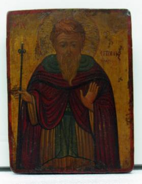 Icon of St. Antonius