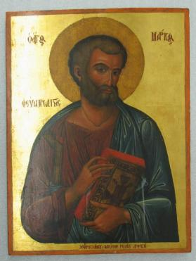 Icon of St. Mark