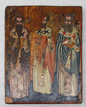 Three Male Saints