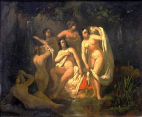 The Bathers