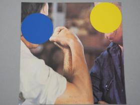 Two Opponents (Blue & Yellow) from the portfolio America Coming Together (ACT): The 2004 Election Benefit Print Series